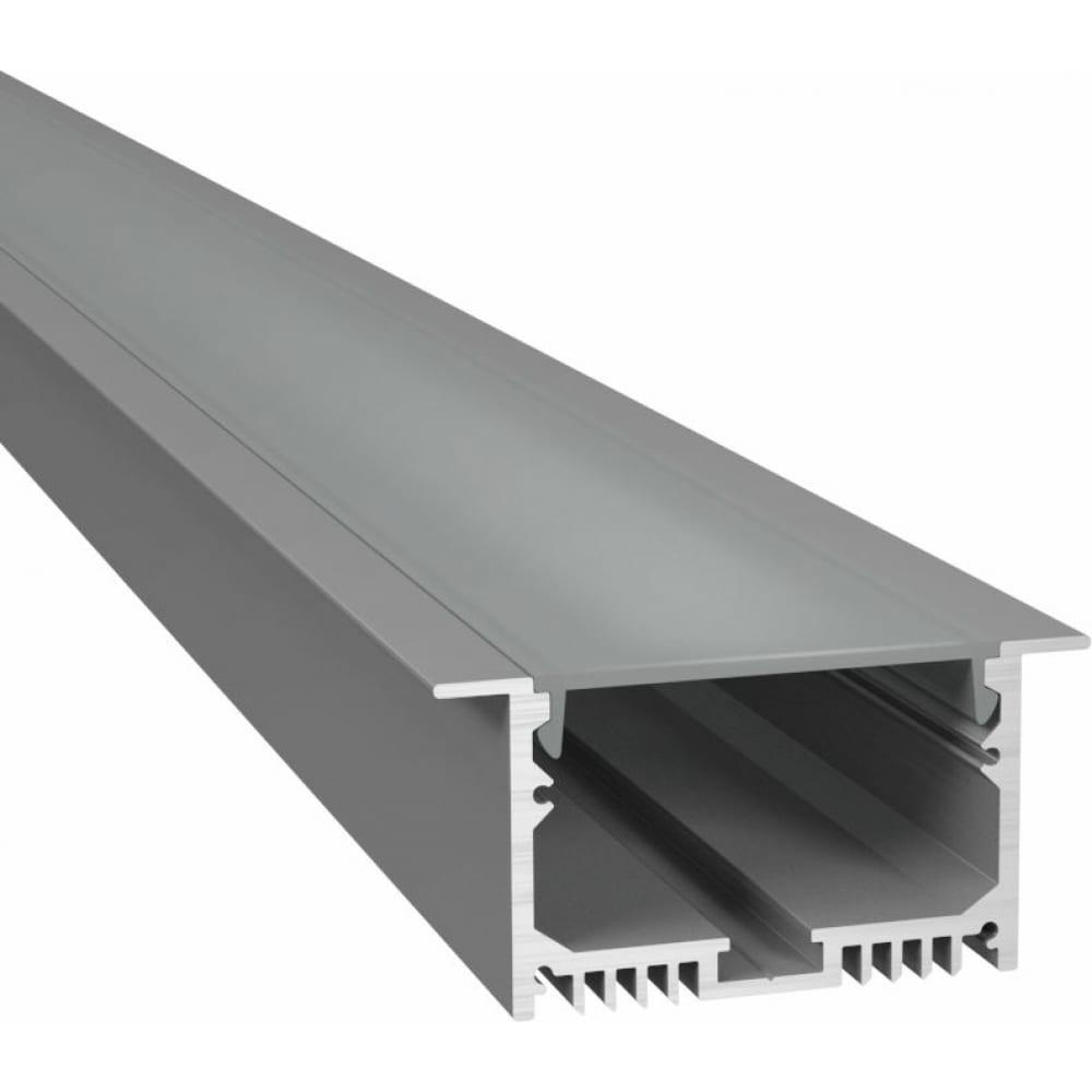 Купить Алюминиевый профиль ardylight встраиваемый als-6332 anod 2.0 с экраном 50101