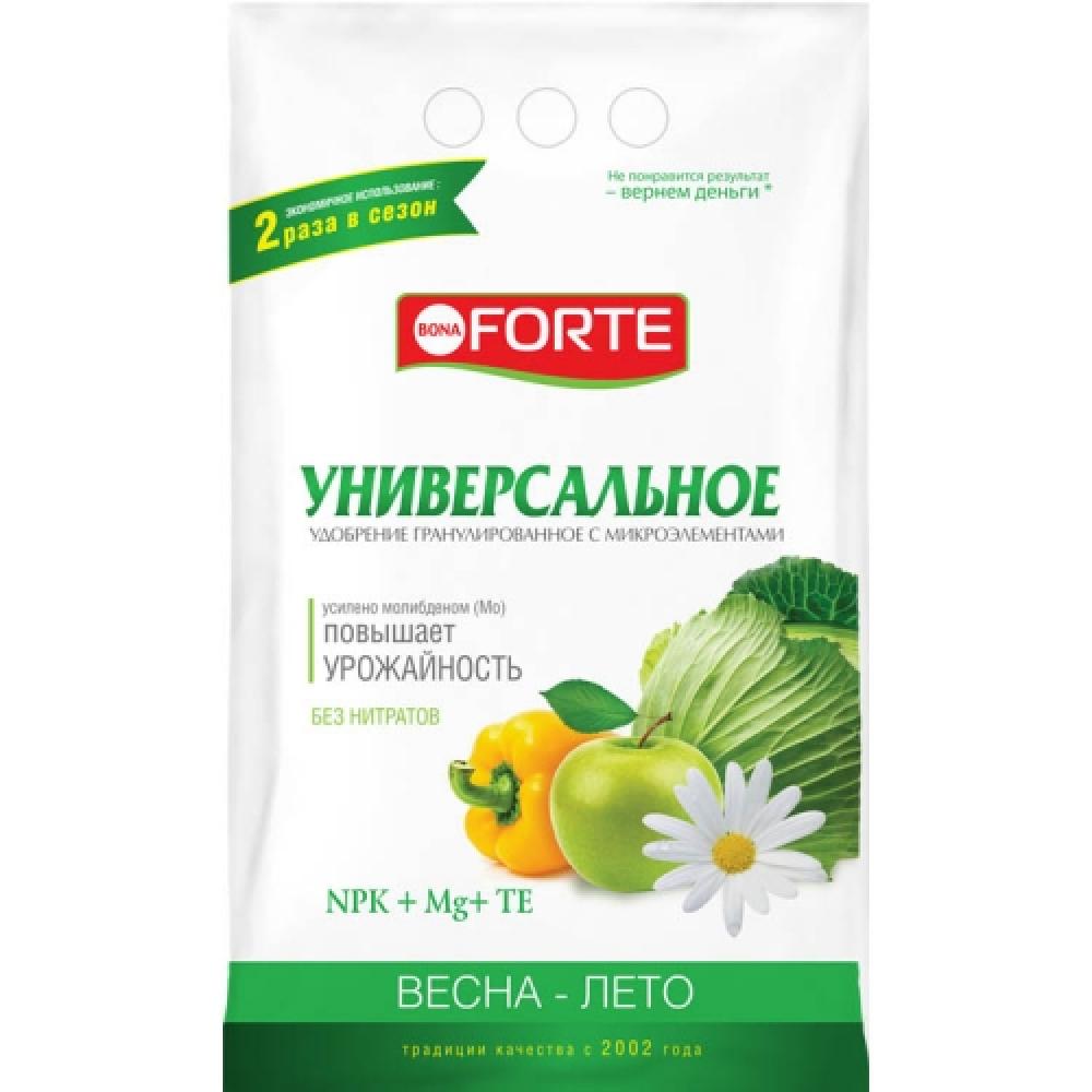 Универсальное удобрение bona forte весна, 2.5 кг bf23010131