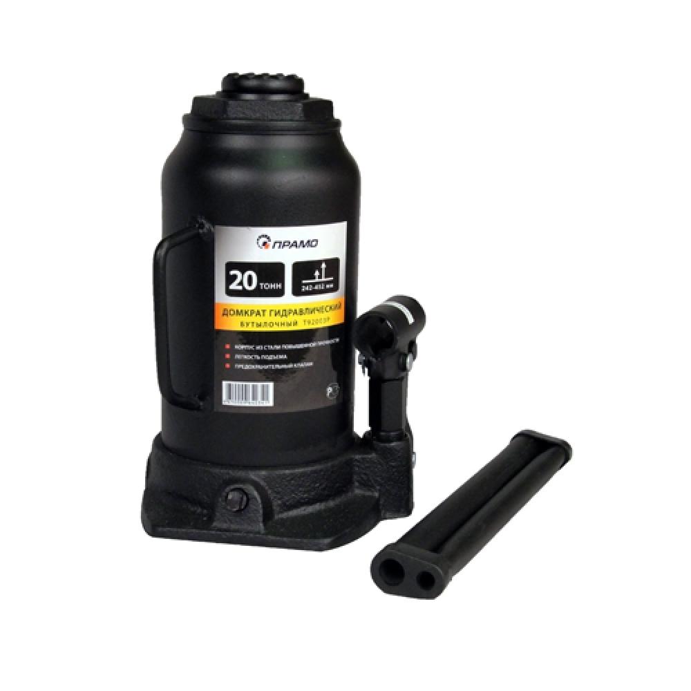 Купить Гидравлический бутылочный домкрат прамо 20т в/п 225-435 мм t92003