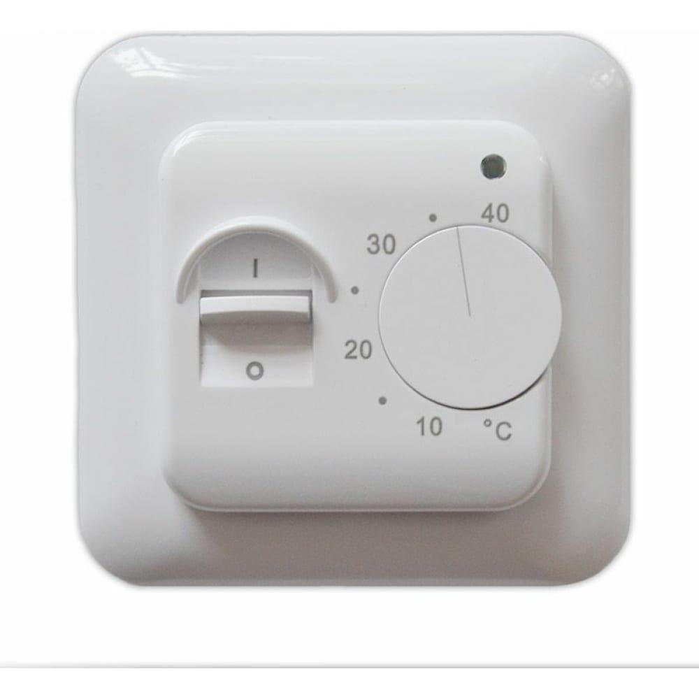 Терморегулятор varmel для теплого пола rtc 70.26 механический 298