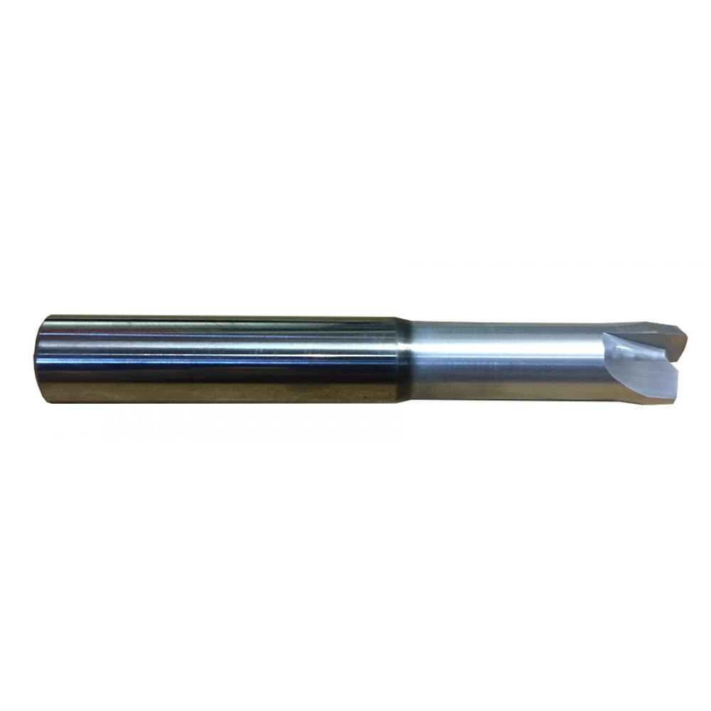 Фреза концевая твердосплавная для обработки материалов твердостью
