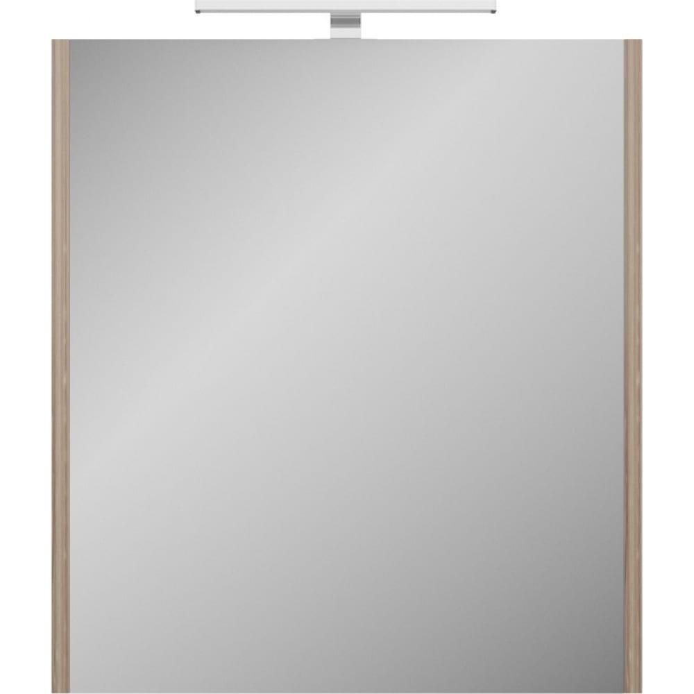 Купить Зеркало veneciana sonata 80, дуб сонома 68008