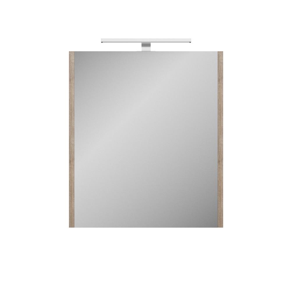 Купить Зеркало veneciana sonata 70, дуб сонома 67009