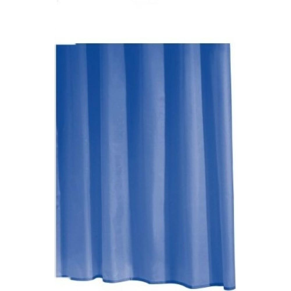 Штора для ванных комнат ridder standard синий/голубой