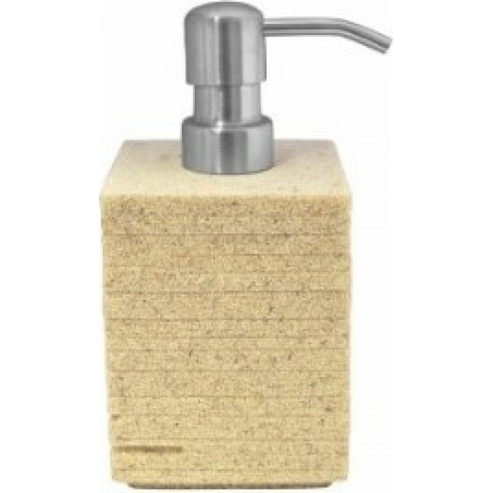 Купить Дозатор для жидкого мыла ridder brick бежевый 22150511