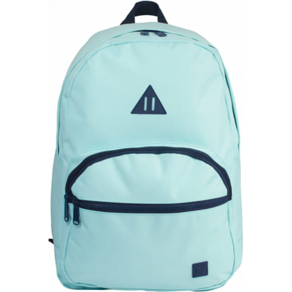 Молодежный рюкзак brauberg урбан, голубой меланж,