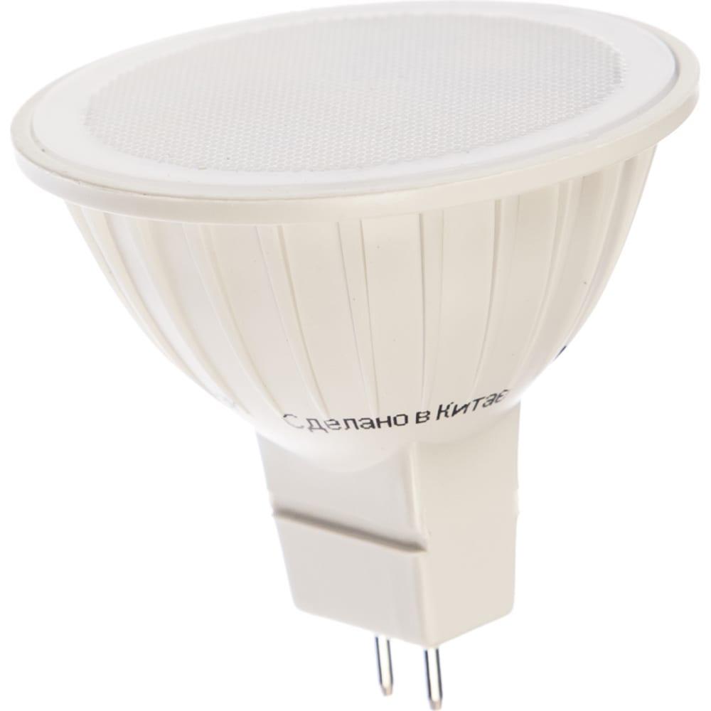Картинка для Светодиодная лампа navigator led, 5вт, 12в, gu5.3, тепло-белая, navigator 17867