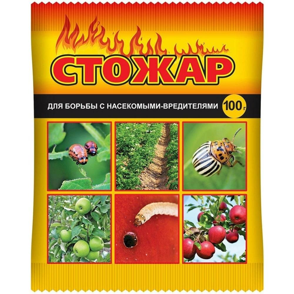 Купить Препарат для защиты растений, от вредителей стожар 100 г 4620015699813