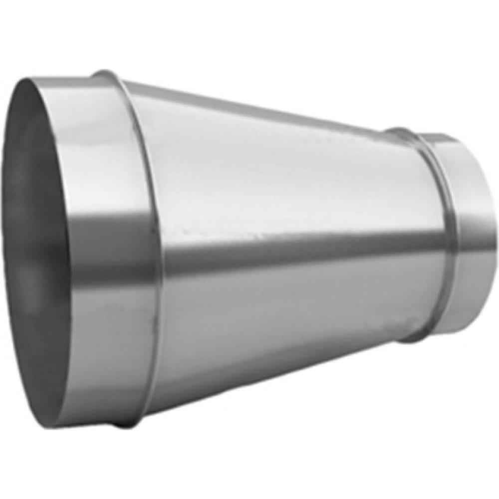 Купить Переход круглый (160/100 мм) галвент 191110