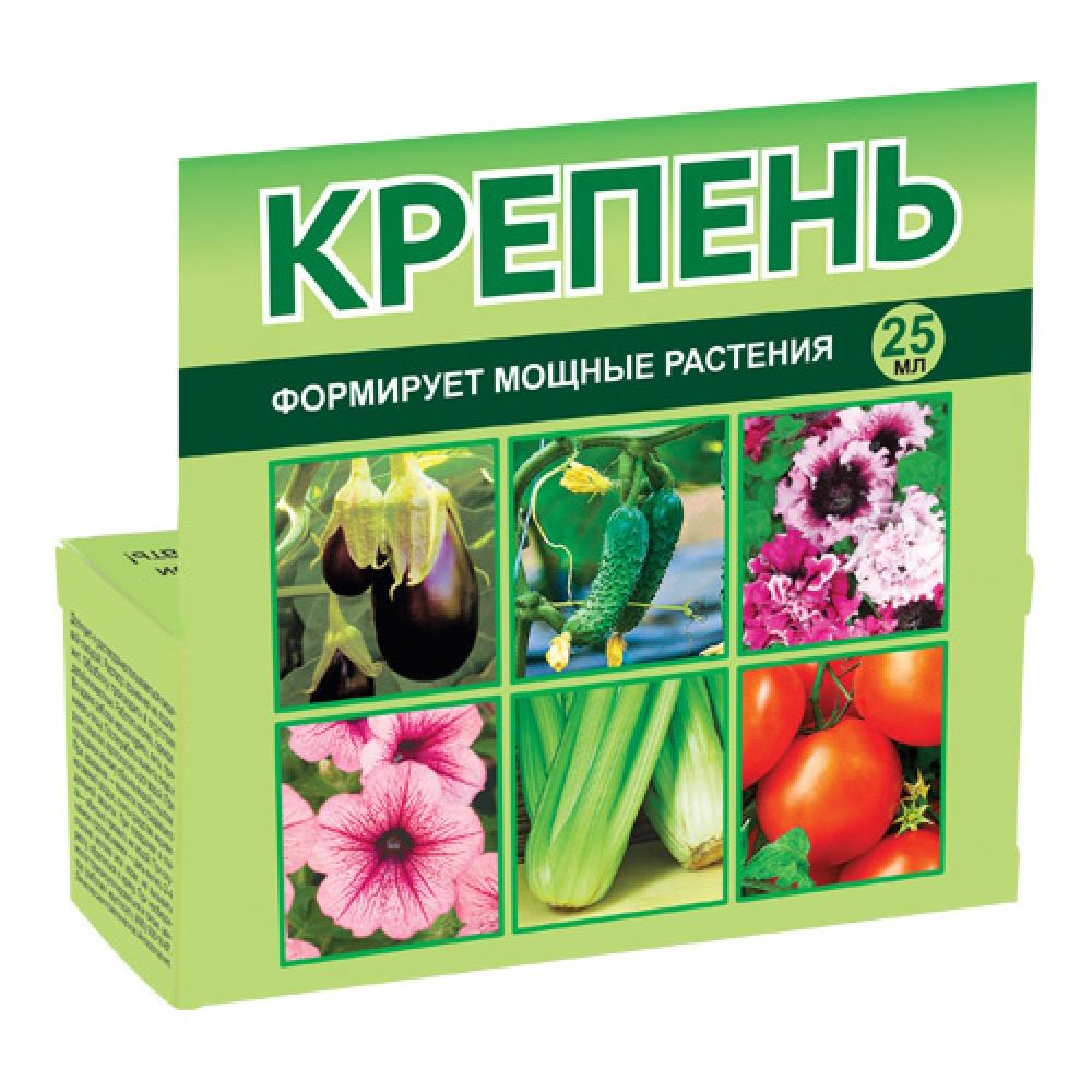 Удобрение по вегетации крепень 25 мл 4620015696829