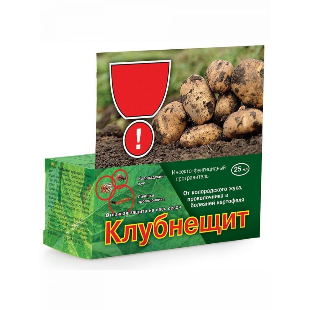 Купить Препарат для защиты растений от вредителей клубнещит 25 мл 4607043208811