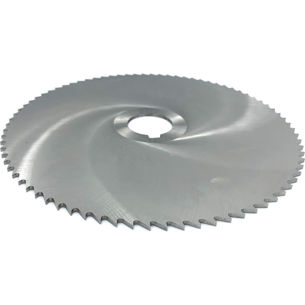 Фреза дисковая прорезная (160х6.0х32 мм; р6м5; z=64;