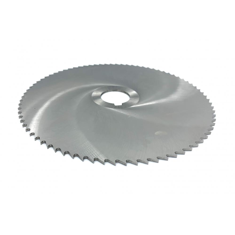 Фреза дисковая прорезная (200х2.0х32 мм; р6м5; z=80;