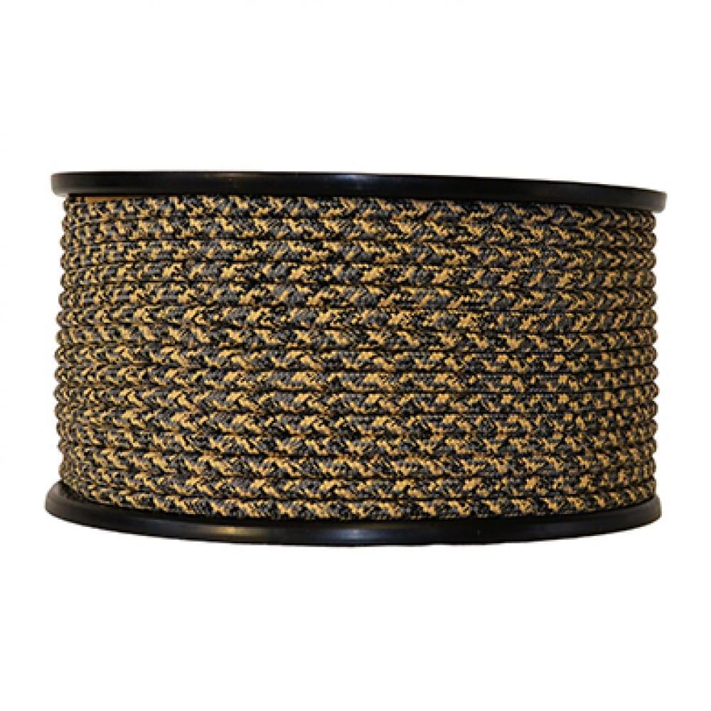 Купить Полипропиленовый плетеный канат партнер 10 мм 24 прядный с сердечником 100 м мдс 4690250055033