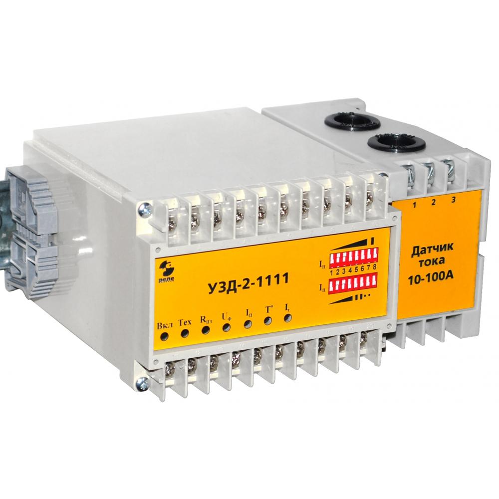Устройство защиты электродвигателей реле и автоматика узд-2-1111 a8115-80095380