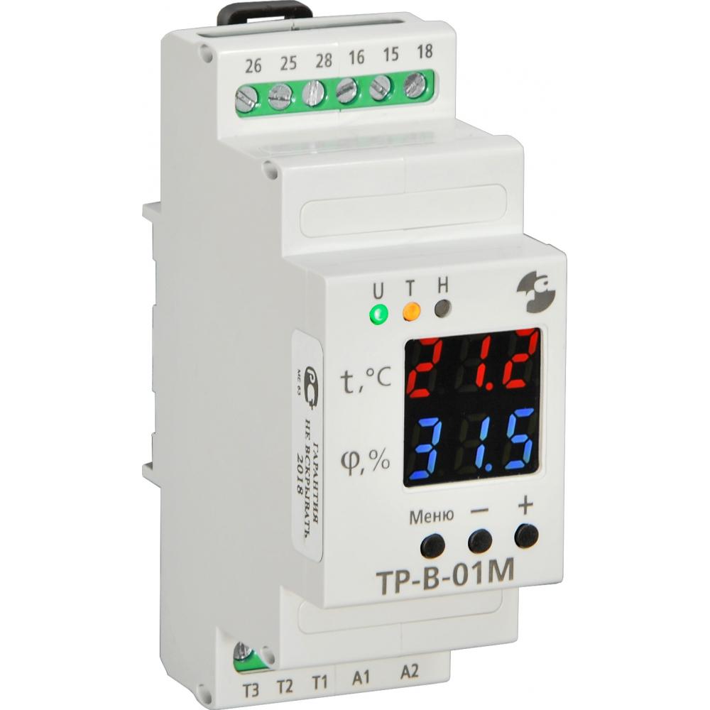 Реле температуры и влажности реле и автоматика тр-в-01м, без датчика a8223-34125919