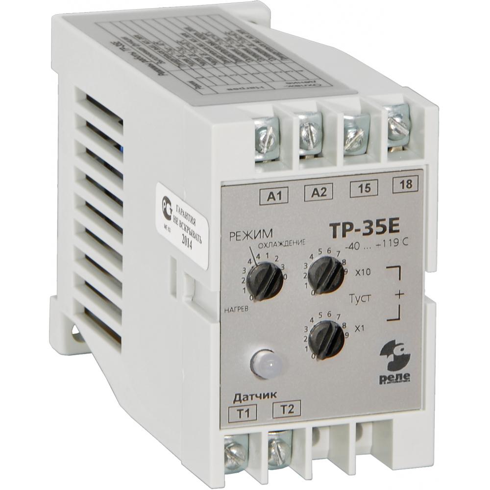 Температурное реле реле и автоматика тр-35е, от -40 до +119c, 220в, 50гц a8223-80107922