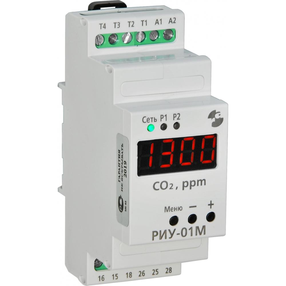 Купить Реле-индикатор углекислого газа реле и автоматика риу-01м, без датчика a8223-34126466