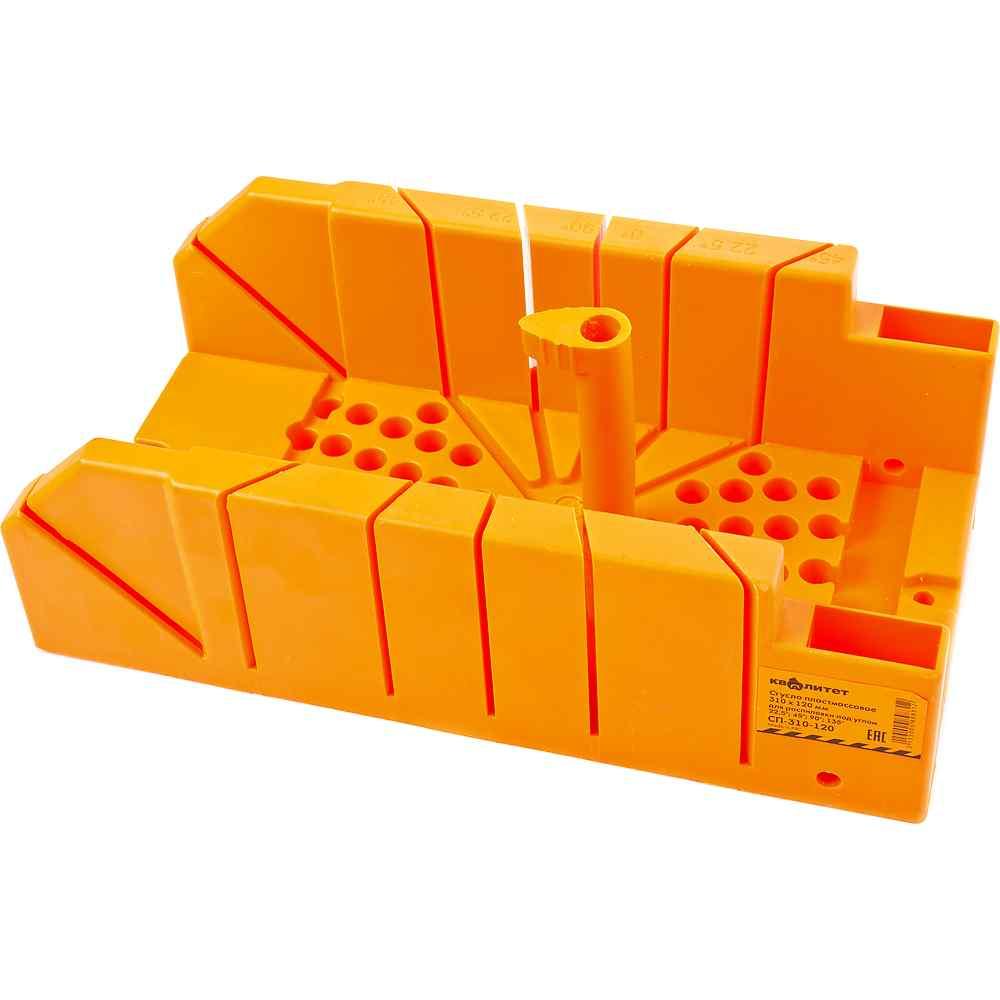 Стусло квалитет пластмассовое, 310 x 120 мм сп-310-120 6626767