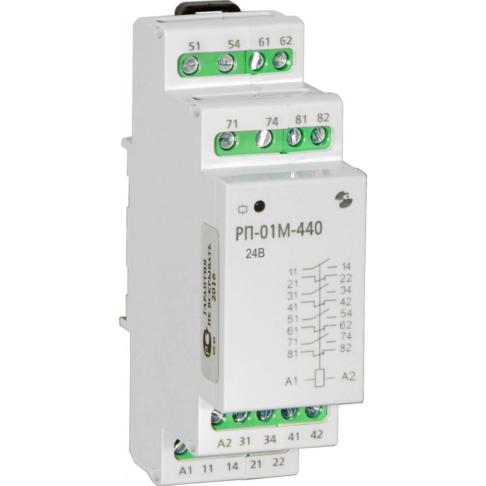 Купить Промежуточное реле реле и автоматика рп-01м-440 24в 50гц/пост. a8223-80108899