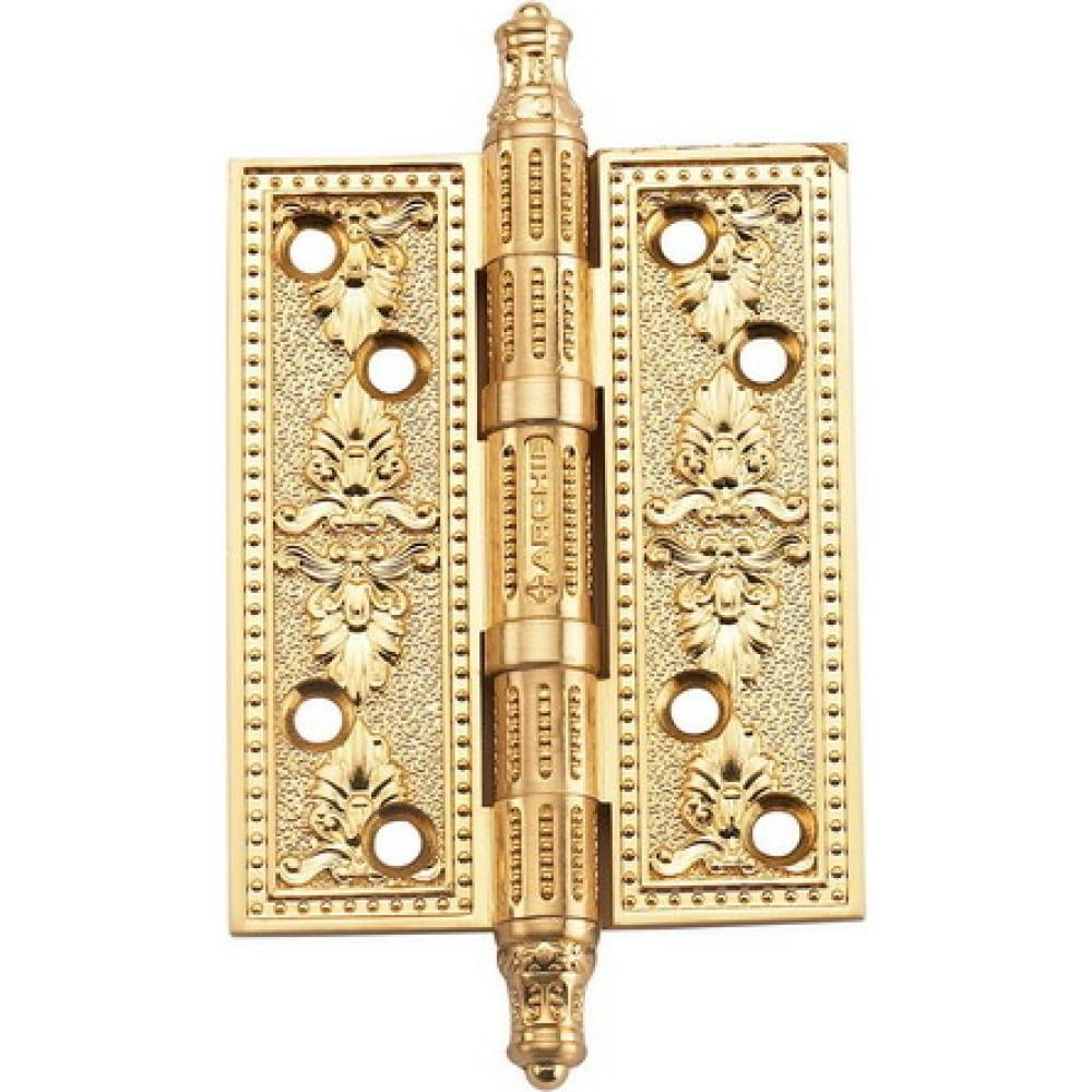 Купить Универсальная дверная петля genesis латунь размер xl a030-g 4272 s. gold 940000000383