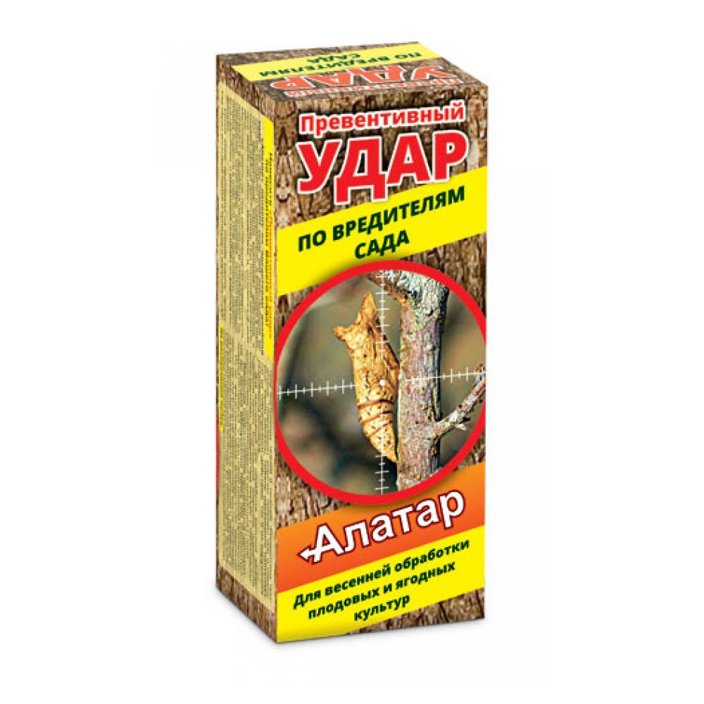 Купить Набор препаратов для защиты растений и минеральное масло от вредителей ваше хозяйство 4620015696263