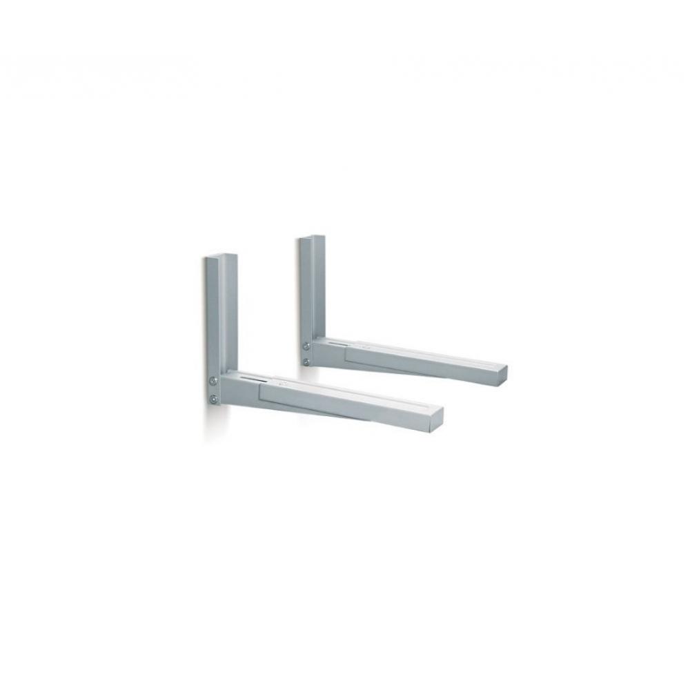 Купить Кронштейн для свч с регулировкой длины mfk-torg 300мм-490мм белый пара с-3б