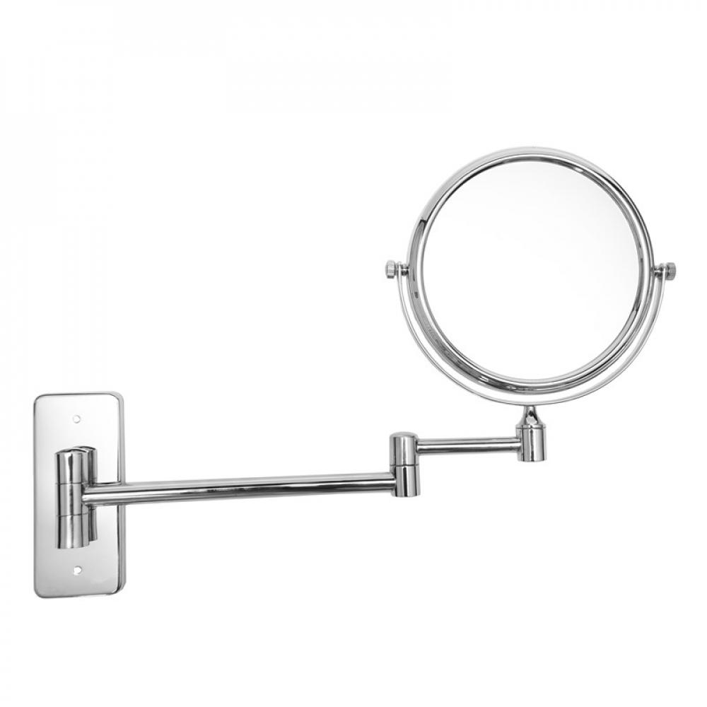 Купить Настенное зеркало delphinium хром, 15 см hs-38506 102145