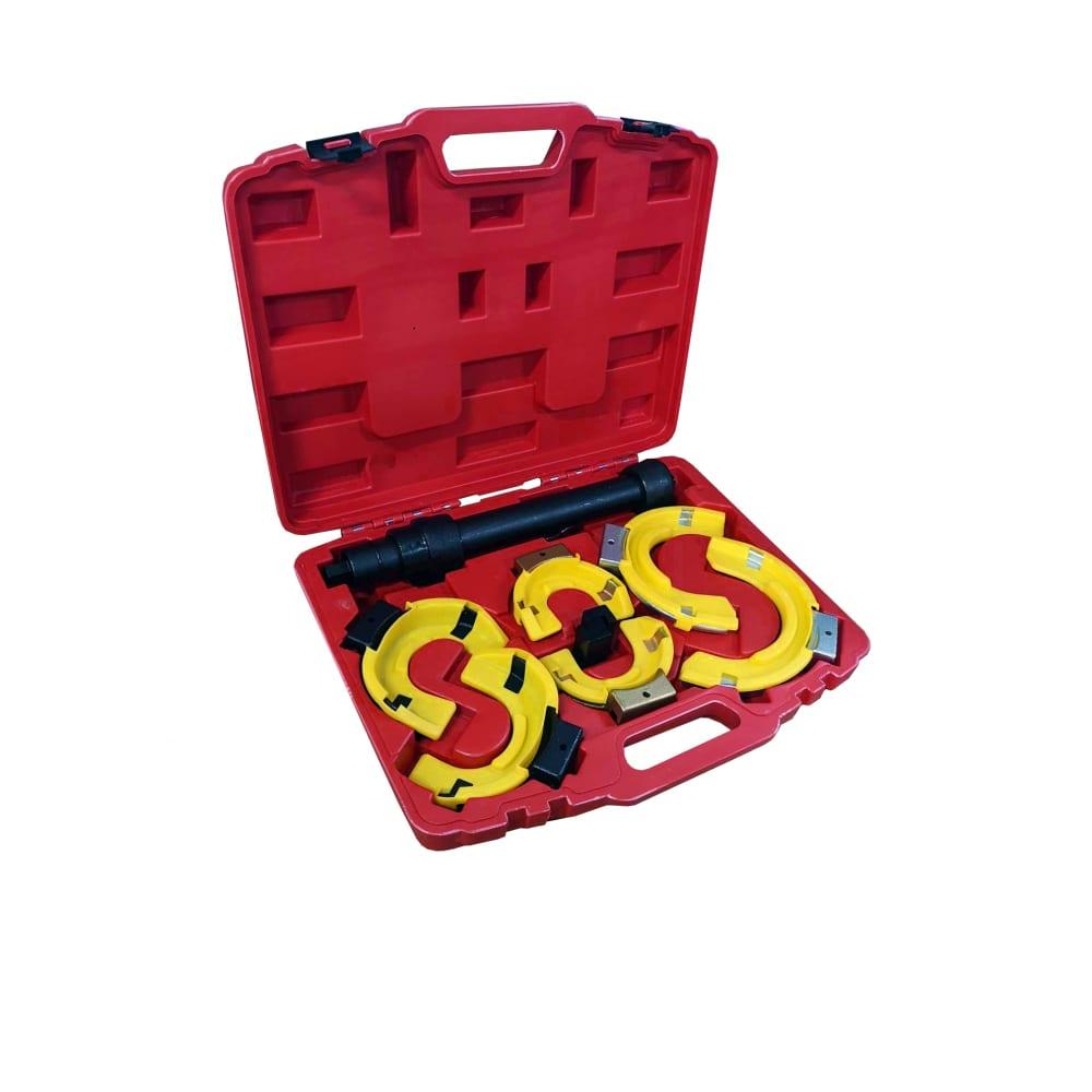 Купить Стяжка пружин с 3-мя парами захватов и пластиковыми накладками forsage 7 предметов, 26510