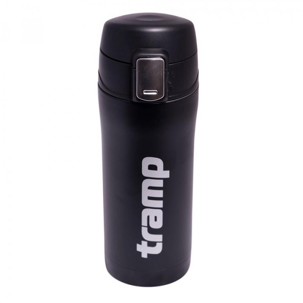 Питьевой термос tramp trc 106 0.35л, черный