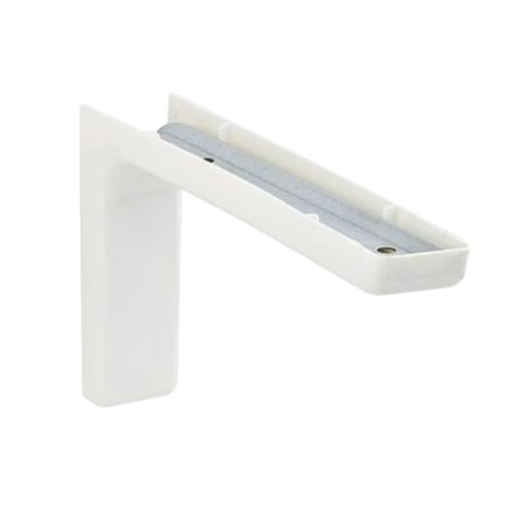 Купить Консоль с декоративной накладкой tech-krep 180 мм, белый, 1 шт. 129953