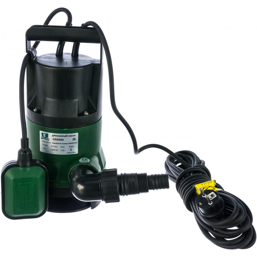 Фекальный насос pumpman gs550n 82022