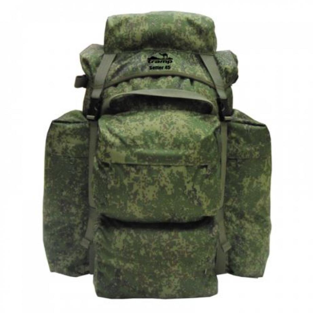 Рюкзак tramp setter 45л, пиксель trp