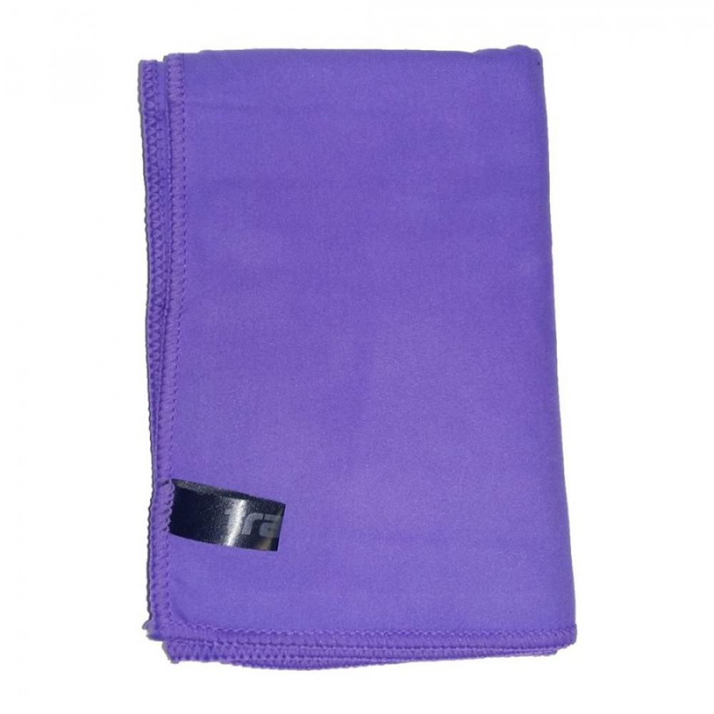 Туристическое полотенце tramp енисей плюс фиолетовый