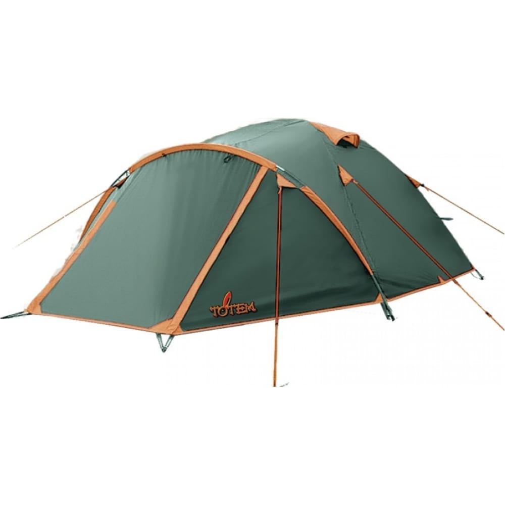 Палатка tramp totem chinook 4 зеленый ttt-017