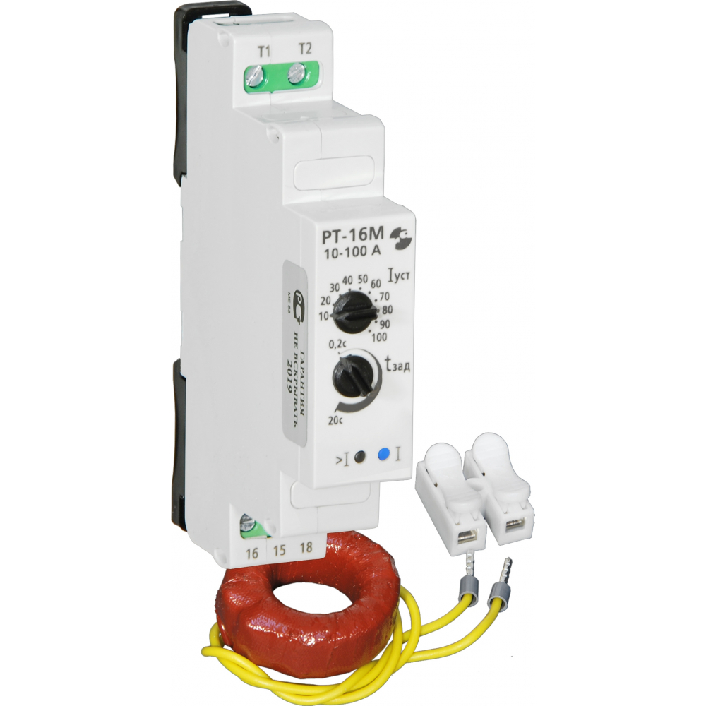 Реле тока реле и автоматика рт-16м 10-100а, выносной датчик тока, a8222-34126206