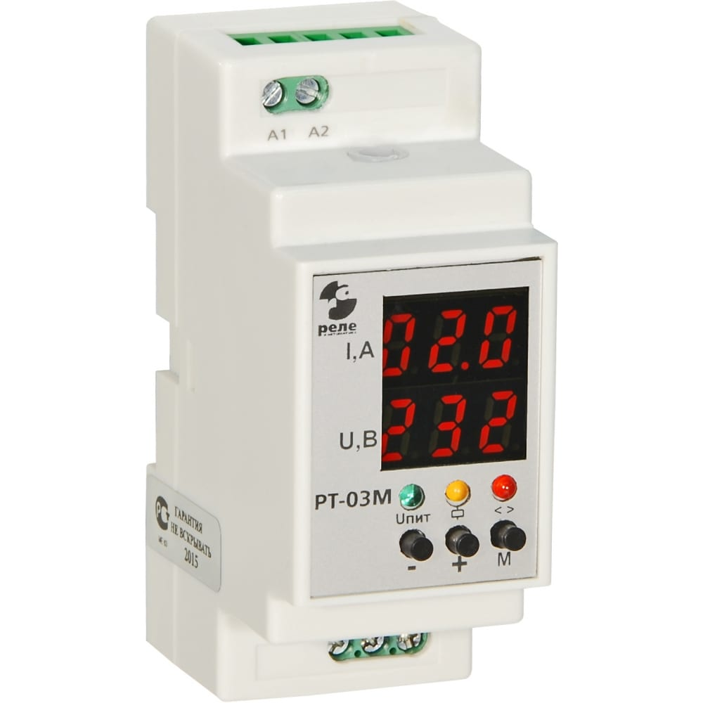 Реле контроля тока реле и автоматика рт-03м 0-60а 50гц a8223-80108738