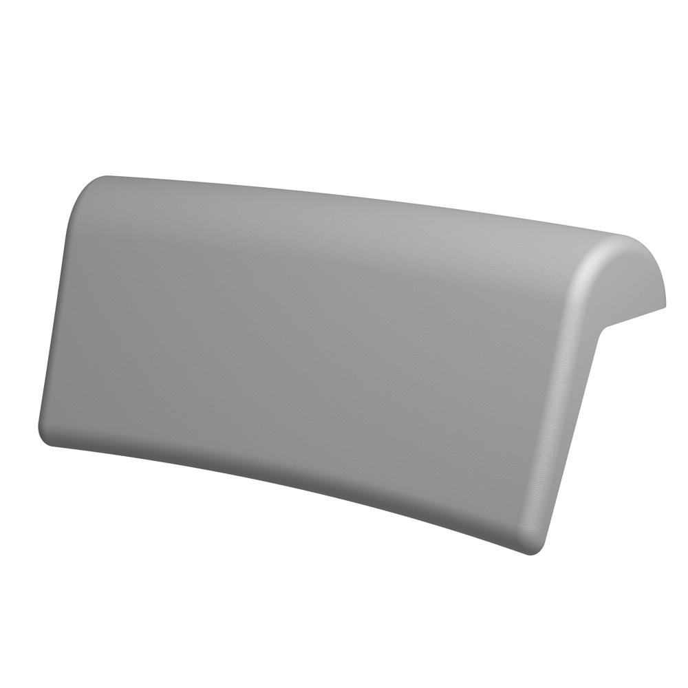 Подголовник для ванны riho colorado серебристый ah11115