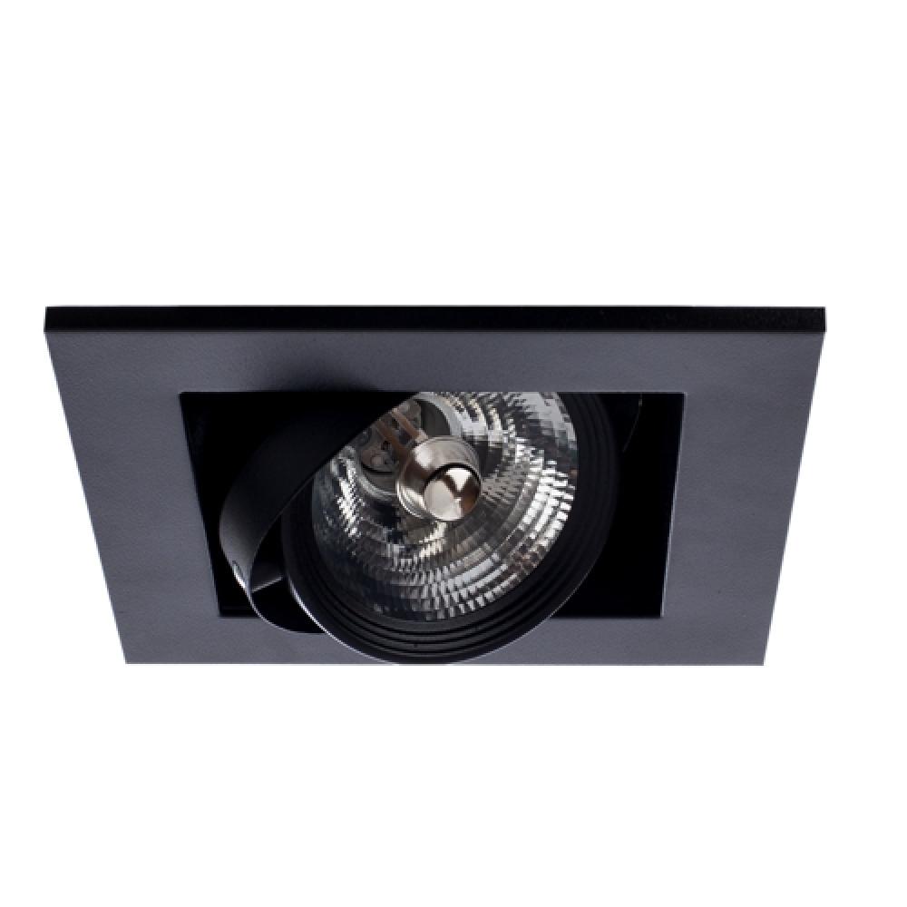Потолочный поворотный светильник arte lamp a5930pl-1bk