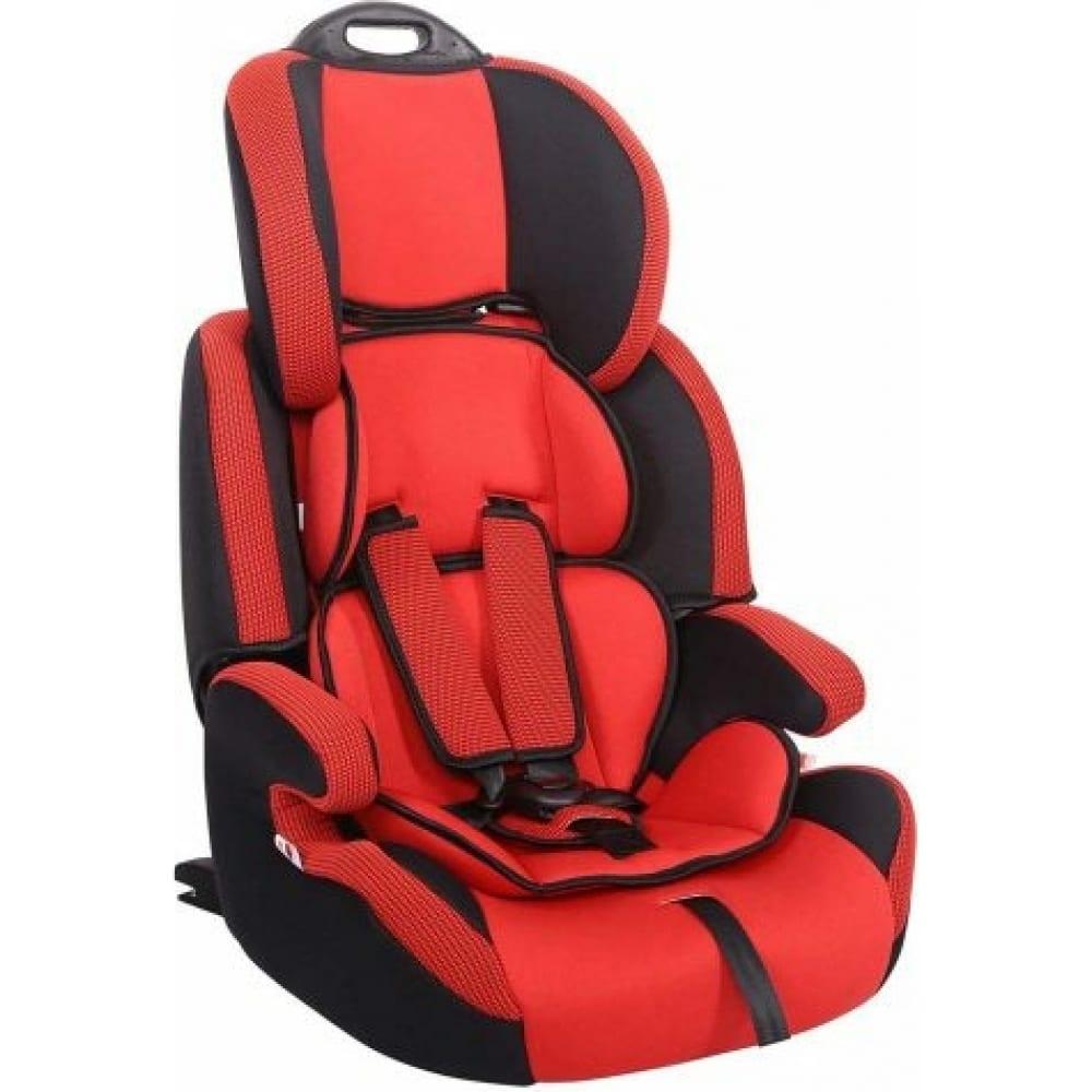Купить Удерживающее устройство для детей siger стар isofix красный, гр. i/ii/iii, 9-36 кг, 1-12 лет kres0477
