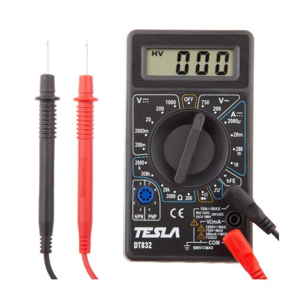 Мультиметр tesla dt832 577159