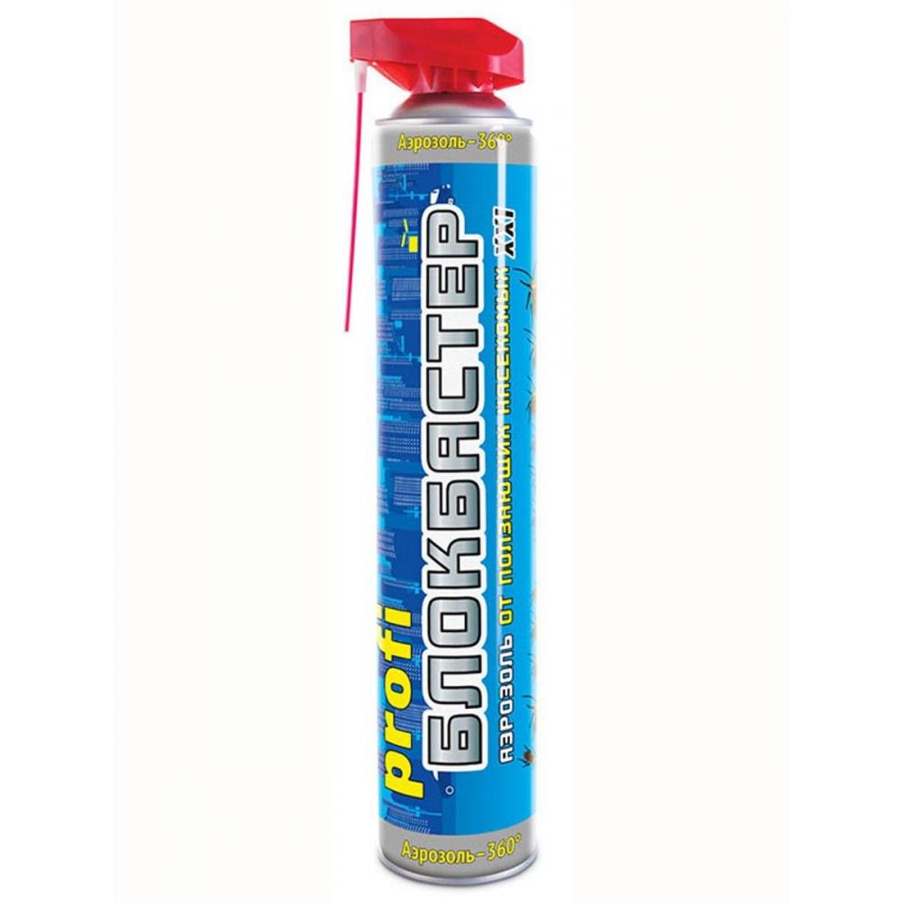 Купить Средство от насекомых блокбастер аэрозоль-profi 3 в 1 shake head 360 4680028944812