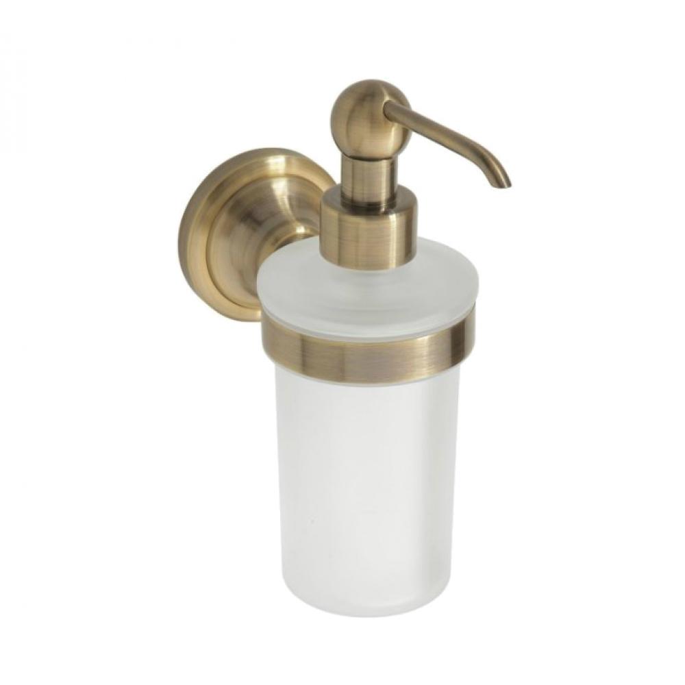 Купить Настенный дозатор для жидкого мыла bemeta retro бронза 144109017