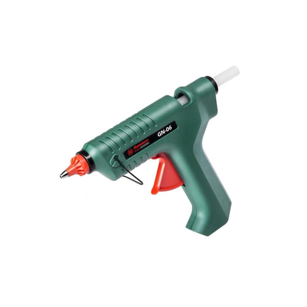 Клеевой пистолет hammer flex gn-06 273271