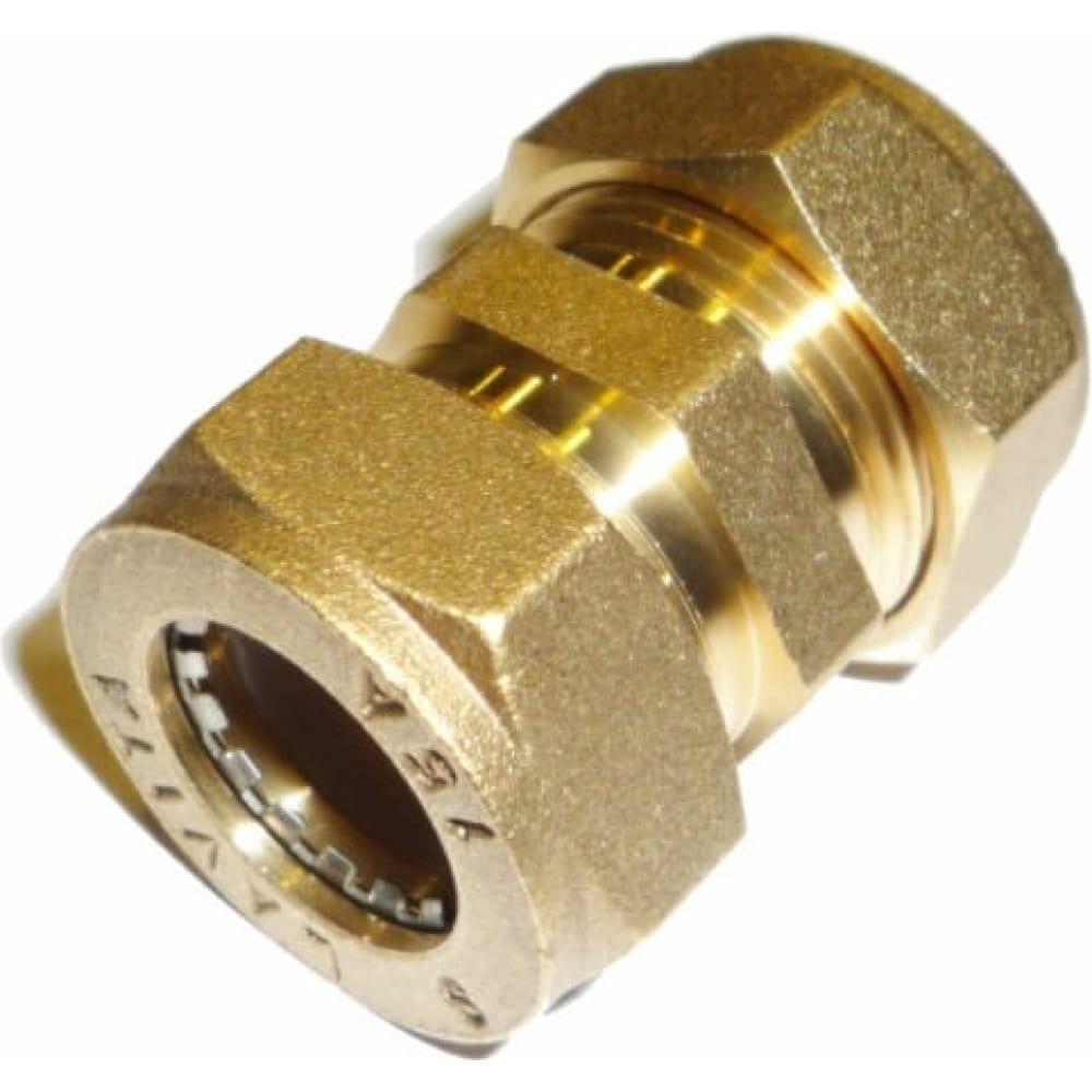 Соединительная муфта для гофрированной трубы lavita c/p 32