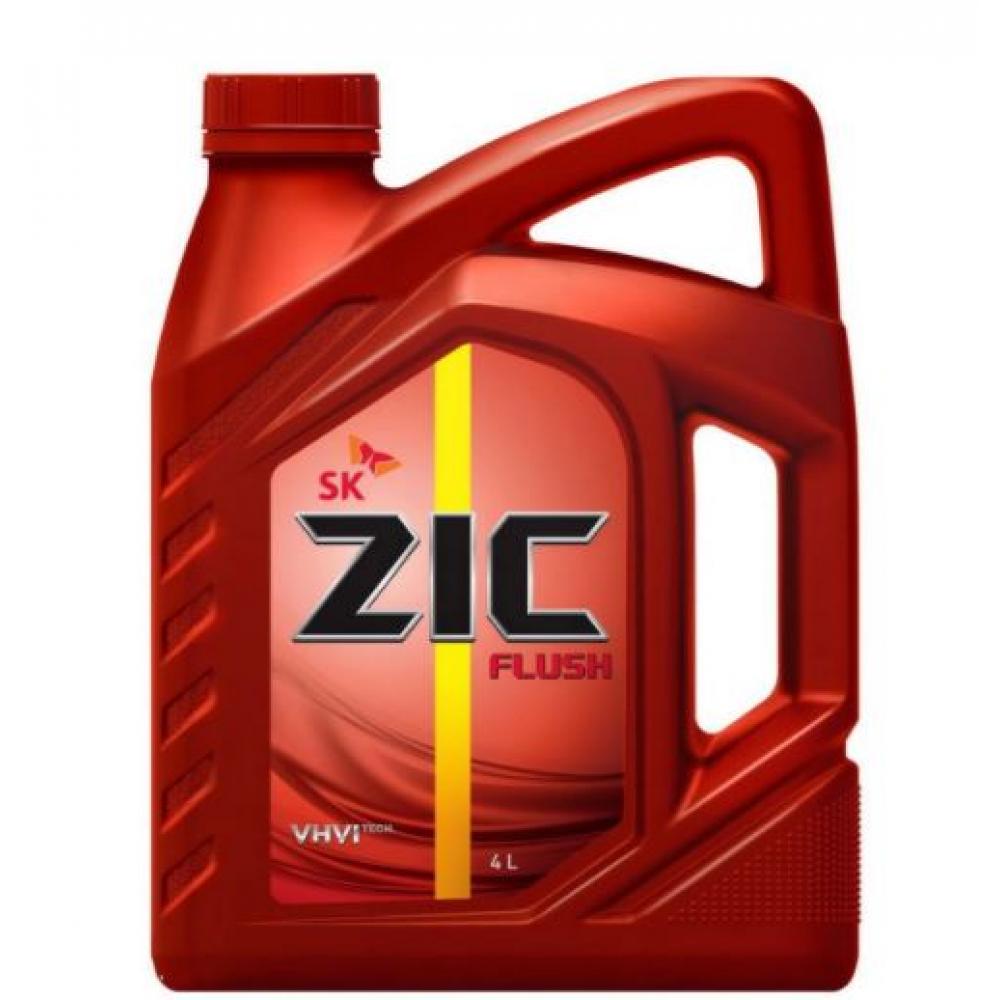 Промывочное масло zic flush специальный продукт