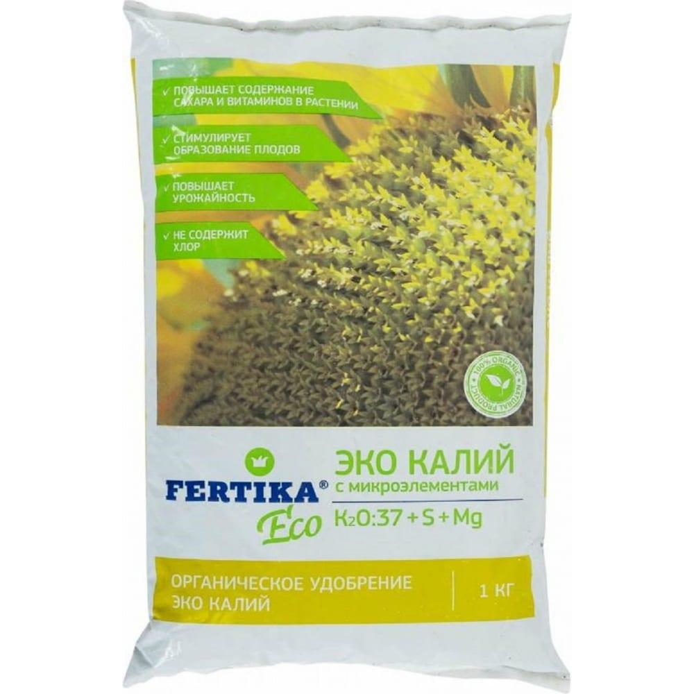 Купить Удобрение fertika эко калий 1 кг 4620005612754