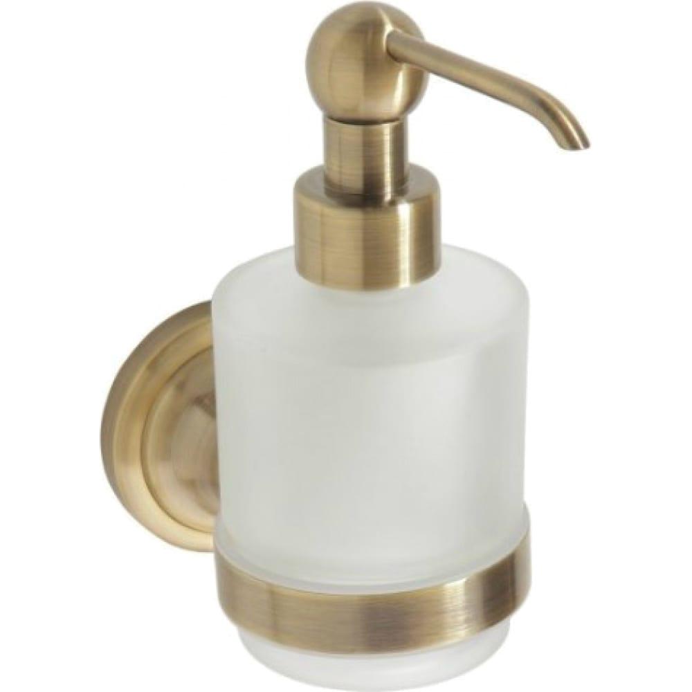 Купить Настенный дозатор для жидкого мыла bemeta retro бронза, вариант mini 144109107