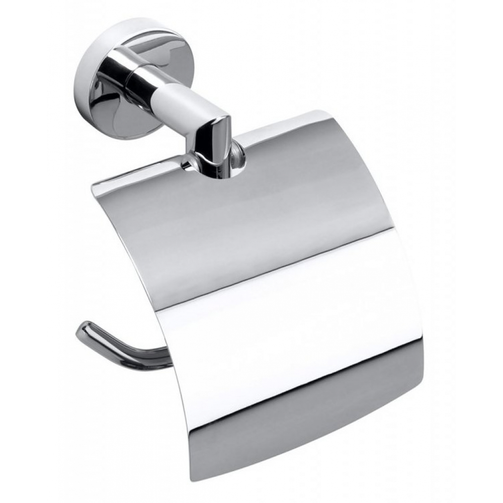 Купить Держатель туалетной бумаги bemeta с крышкой 104212012