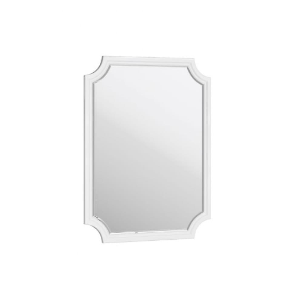 Купить Панель с зеркалом aqwella ladonna цвет белый lad0207w
